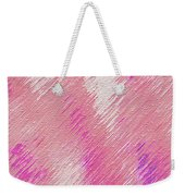 Rough Weekender Tote Bag