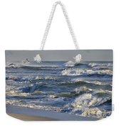 Rough Surf Weekender Tote Bag