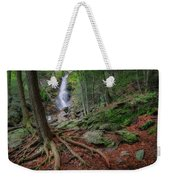 Rough Terrain Weekender Tote Bag