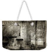 Roughing It Weekender Tote Bag