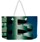 Round And Round Up And Down Weekender Tote Bag