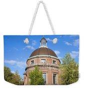 Round Lutheran Church In Amsterdam Weekender Tote Bag