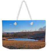 Round Pond Weekender Tote Bag