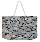 Round Rocks Weekender Tote Bag