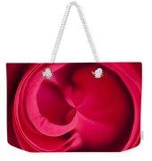 Round Rose Weekender Tote Bag
