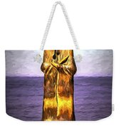 Roundabout Of The Sea Weekender Tote Bag