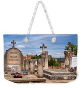 Roussillon Cemetery Weekender Tote Bag