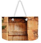 Roussillon Door Weekender Tote Bag
