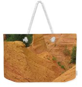 Roussillon Ochres Pigments Rock Weekender Tote Bag