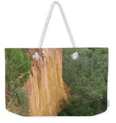 Roussillon Red Rock Landscape Weekender Tote Bag