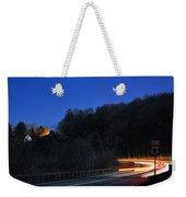 Route 6 Blur Weekender Tote Bag