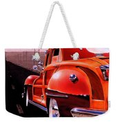 Route 66 America's Highway Weekender Tote Bag