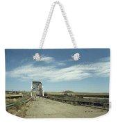 Route 66 Bridge - New Mexico Weekender Tote Bag