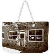 Route 66 Cafe 8 Weekender Tote Bag
