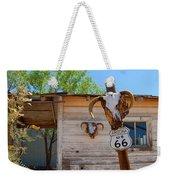 Route 66 Carcus Weekender Tote Bag
