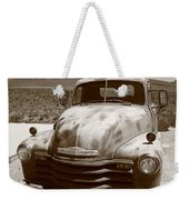 Route 66 - Classic Chevy Weekender Tote Bag