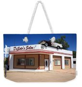 Route 66 - Desoto's Salon Weekender Tote Bag