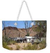 Route 66 - Ed's Camp Weekender Tote Bag