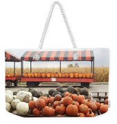Route 66 Farmstand Weekender Tote Bag