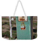 Route 66 Gas Pump - Adrian Texas Weekender Tote Bag