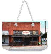 Route 66 - Hardware Store Erick Oklahoma Weekender Tote Bag