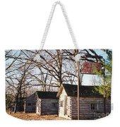 Route 66 John's Modern Cabins Weekender Tote Bag