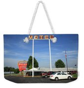 Route 66 - Munger Moss Motel Weekender Tote Bag
