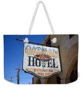 Route 66 - Oatman Hotel Weekender Tote Bag