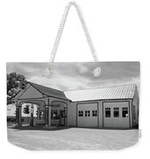Route 66 - Odell Gas Station Weekender Tote Bag