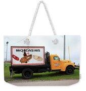 Route 66 - Oklahoma Trading Post Truck Weekender Tote Bag
