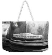 Route 66 - Old Rusty Chevy Weekender Tote Bag