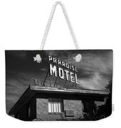 Route 66 - Paradise Motel 2 Weekender Tote Bag
