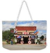 Route 66 - Sandhills Curiosity Shop Weekender Tote Bag