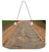 Route 66 - Sidewalk Highway Weekender Tote Bag