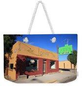 Route 66 - Uranium Cafe Weekender Tote Bag