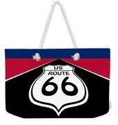 Route 66 - U. S. Weekender Tote Bag