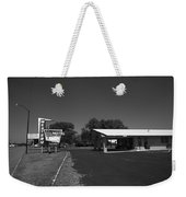 Route 66 - Western Motel 8 Weekender Tote Bag