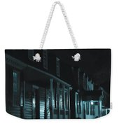 Row Homes Weekender Tote Bag