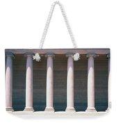Row Of Columns San Francisco Ca Weekender Tote Bag