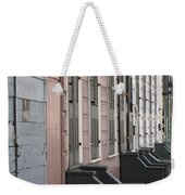 Row Of Houses II Weekender Tote Bag