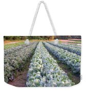 Row Three Weekender Tote Bag