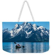 Row Your Boat Weekender Tote Bag