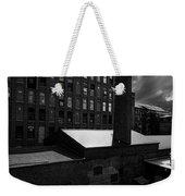 Roy Hill Mill Lewiston Maine Weekender Tote Bag