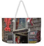 Roy Moore Lobster Company Weekender Tote Bag