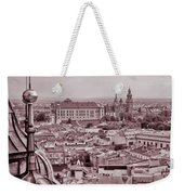 Royal Castle Weekender Tote Bag