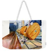 Royal Clipper Ships Tackle Weekender Tote Bag