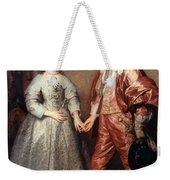 Royal Couple, 1641 Weekender Tote Bag