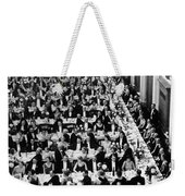 Royal Geographical Society Weekender Tote Bag by Underwood Archives