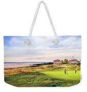 Royal Liverpool Golf Course Hoylake Weekender Tote Bag