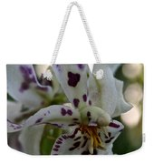 Royal Orchid  Weekender Tote Bag